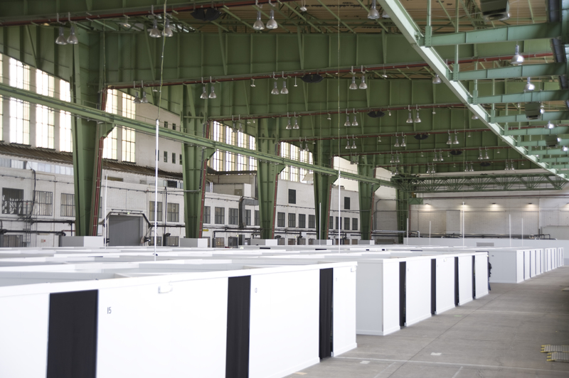 Hangar Tempelhofer Feld